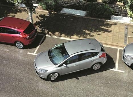Mẹo ghép xe hơi vào ô chính xác dành cho tài mới