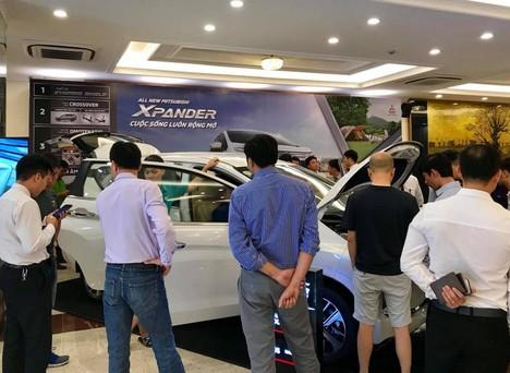 Tháng 1/2019: Mitsubishi Xpander bán ra gần 1.300 chiếc, con số kỷ lục từ khi mở bán