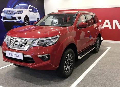 Loạt xe Nissan ưu đãi khủng trong tháng 4/2019: Terra giảm nhiều nhất