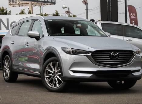 Mazda CX-8 chốt giá từ 1,149 tỷ đồng trước thềm ra mắt