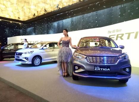 Suzuki Ertiga cháy hàng, khách Việt phải chờ dài cổ đến cuối năm 2019
