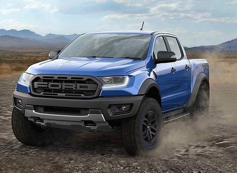 Đánh giá xe Ford Ranger Raptor 2019 - quái thú đường trường thế hệ mới