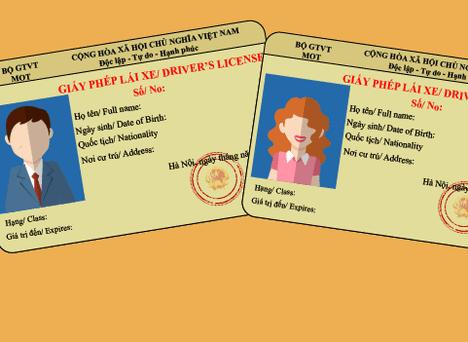 Chính phủ thông qua đề xuất cấp điểm cho giấy phép lái xe, hết điểm thi lại sát hạch