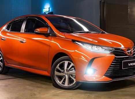 Cái tên cuối cùng của phân khúc B nâng cấp, Toyota Vios 2021 sẽ mở bán từ tháng 03