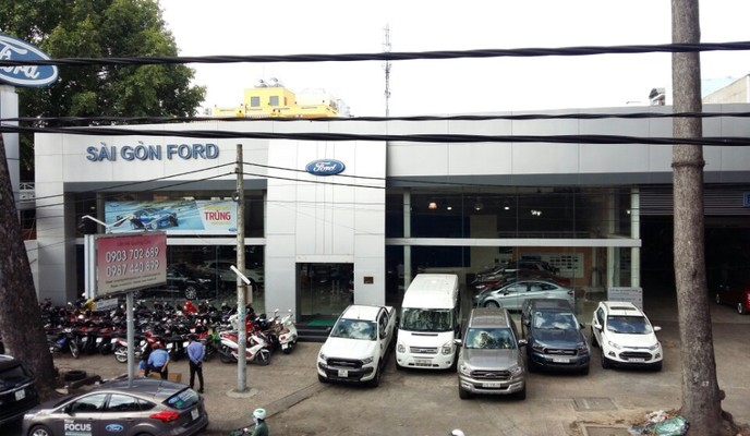 Ford Cao Thắng