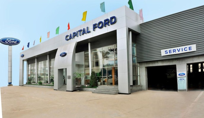 Ford Capital