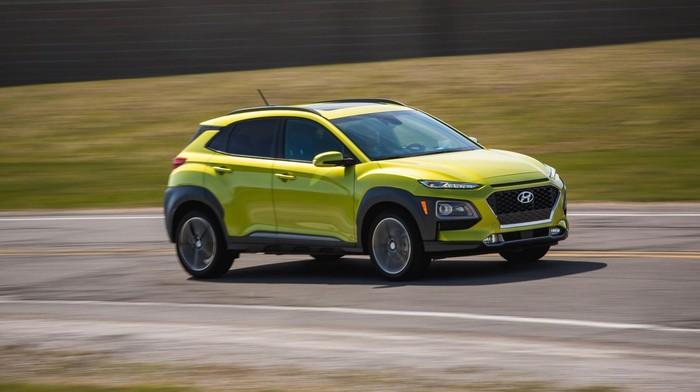 Giá xe Hyundai Kona: Trẻ trung, hấp dẫn với trang bị tiện nghi hàng đầu