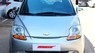 Cần bán gấp Chevrolet Spark đời 2010, màu bạc số tự động